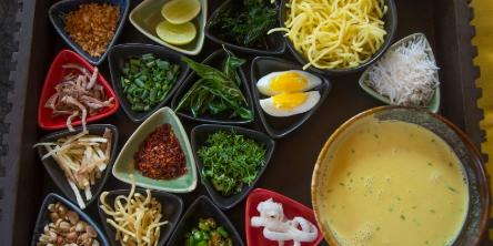 qué comer en myanmar