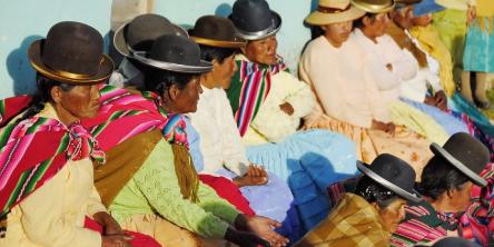 Eventos en <em>Bolivia</em>