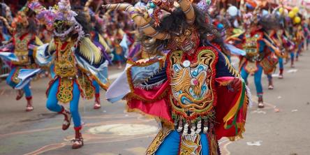 Eventos en Bolivia