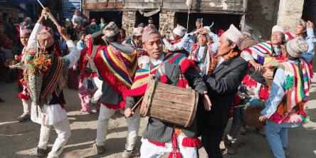Popular festivities <em>Nepal</em>