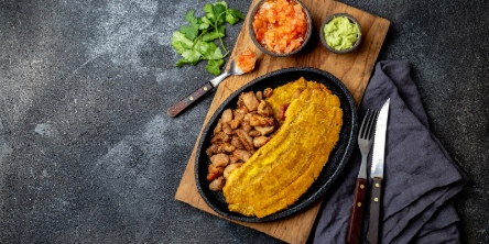 qué comer en Colombia